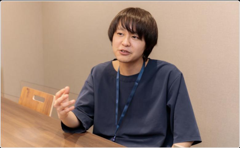 エンジニアマネージャー 岩渕 氏